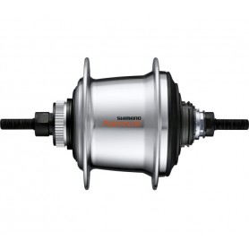Shimano Gear hub NEXUS 7-gear SG-C3001-7-D, 36 hole, 135 mm, silver