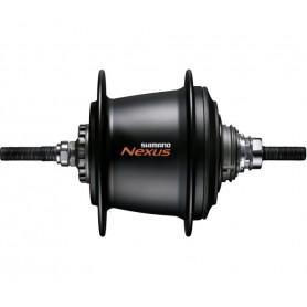 Shimano Gear hub NEXUS 7-gear SG-C3001-7-R, 36 hole 130 mm, black