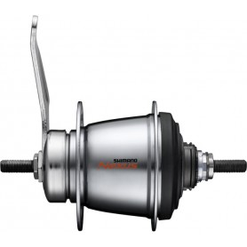 Shimano Gear hub NEXUS 7-gear SG-C3001-7-C, 32 hole, 127 mm, silver