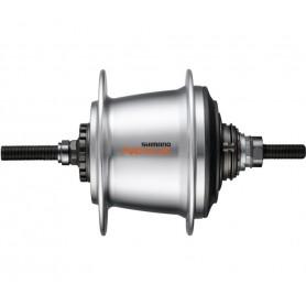 Shimano Gear hub NEXUS 7-gear SG-C3001-7-R, 32 hole 130 mm, silver