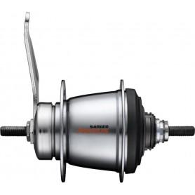 Shimano Gear hub NEXUS 7-gear SG-C3001-7-C, 36 hole, 127 mm, silver