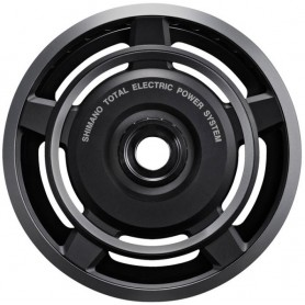 Shimano Chainring STEPS SM-CRE60, 44 teeth, Disc inside + outside, black