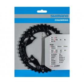 Shimano Chainring FC-MT500, 40 teeth, 96 mm, black