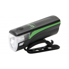 """Contec Akku-/Batteriescheinwerfer """"Speed-LED"""", neogreen"""