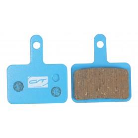 "Contec Disc brake pad ""Disc Stop +"" CBP-530, Shimano Deore, Altus, SLX"