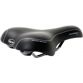 "Contec Fahrradsattel ""Anatomic 2"" Herren City Light"