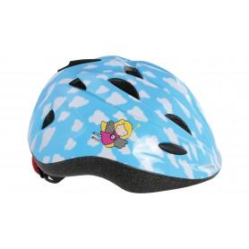 "Contec Child's helmet ""Tinkerella"", blue/grey, size XS (47-50 cm)"