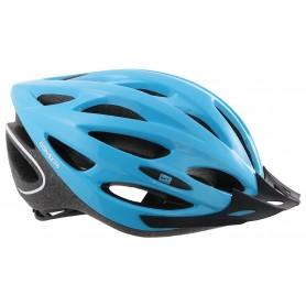 """Contec Child's helmet """"Jimmycane.25"""", neon-blue/grey, size S (51-54 cm)"""