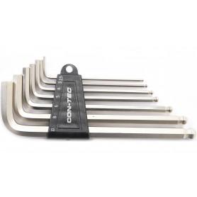 Contec Allen® key set 2.5/3/4/5/6/8/10 mm