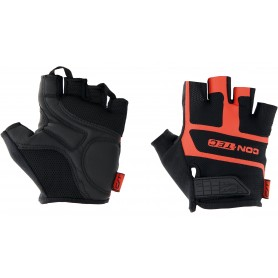 Contec Summer gloves Neo.Air size L black neon red