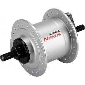 Shimano Hub dynamo NEXUS DH-C3000-1N 1.5W, 36 hole, silver