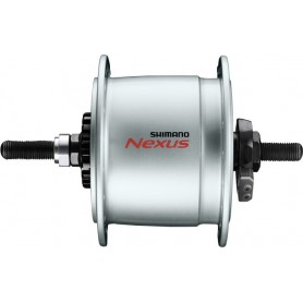 Shimano Hub dynamo NEXUS DH-C6000-1R 1.5W, protect. standard, silver