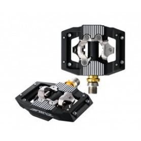 Shimano pedals SAINT PD-M820, SPD, SM-SH51, pair, black