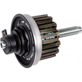 Shimano Dynamo unit 108 mm axle length for DH-3N72