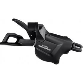 Shimano gear lever DEORE MTB SL-M6000 I-Spec, 10-speed, right, black