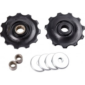Shimano pulley / switch roll set complete for RD-M430