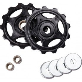 Shimano pulley / switch roll set complete for RD-M410