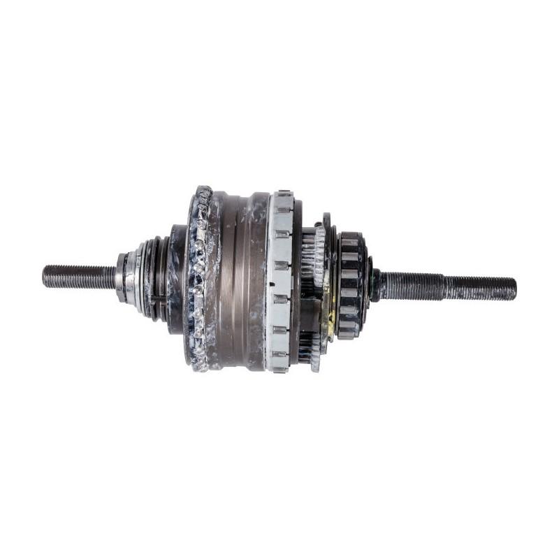 SG-C6010-8V Shimano gearbox unit 184 mm axle length for SG-8R36 SG-C6010-8R