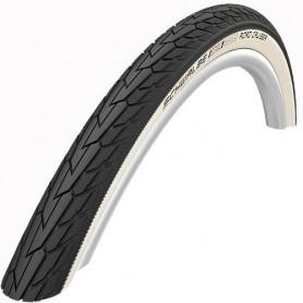 Schwalbe bicycle tyre RoadCruiser KGuard wire 47-622 black white