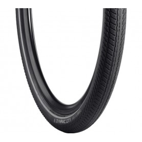 Vredestein DYNAMIC CITY bicycle tyre 47-622 wired black/black