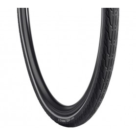 Vredestein DYNAMIC TOUR bicycle tyre 37-590 wired reflective strips black