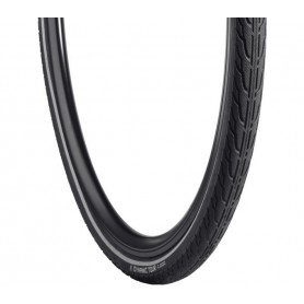 Vredestein DYNAMIC TOUR bicycle tyre 40-622 wired reflective strips black