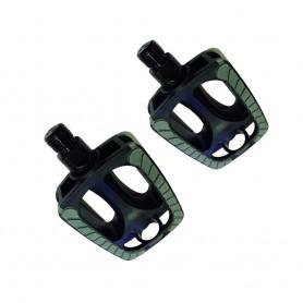 Marwi Pedal SP-813 Plastic black + Non-Slip Inlay