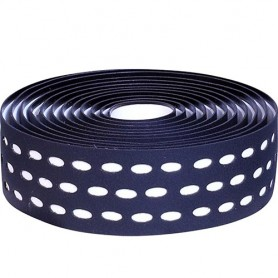 Handlebar Tape Velox Bi-Color Box with plugs, black/white