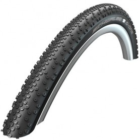 Schwalbe bicycle tyre G-ONE Bite SnakeSkin foldable 50-622 black