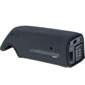 Basil Schutzhülle Battery Cover Down Tube, für Shimano Steps Rahmenakku, schwarz