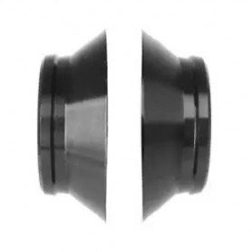 Novatec Ausgleichshülse, ULTRALIGHT 3 in 1, 12 mm Schnellspanner