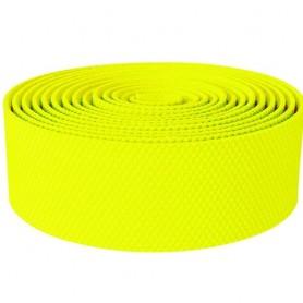 Handlebar Tape Velox HIGH-GRIP Box with plugs, neon yellow