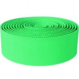 Handlebar Tape Velox HIGH-GRIP Box with plugs, neon green