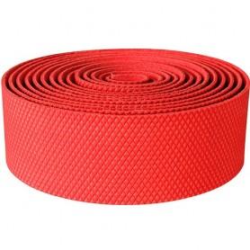 Handlebar Tape Velox HIGH-GRIP Box with plugs, red