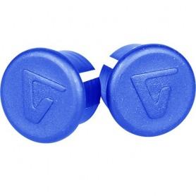 Handlebar Plug Velox Punchcard, blue