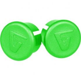 Handlebar Plug Velox Punchcard, bright green