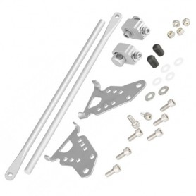 Mounting Set Foldit Adjustable Racktime silver