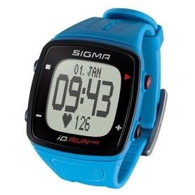 Pulse-Watch iD.Run HR blue