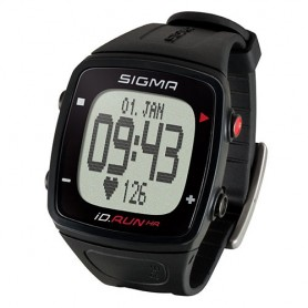 Pulse-Watch iD.Run HR black