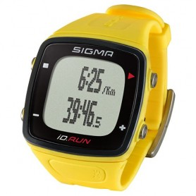 Pulse-Watch iD.Run yellow