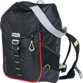 Backpack MILES DAYPACK Polar Light 17 l Basil, black lime