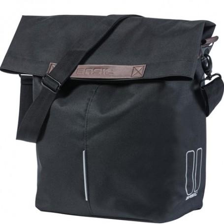 420g schwarz Fahrrad KLICKFIX Lenker-Tasche Manitoba 25x20x18cm ca