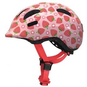 Abus Kids helmet Smiley 2.1 rose strawberry size S 45-50 cm