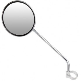 Ergotec mirror M-66L chromed