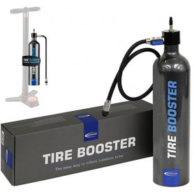 Tire Booster incl. Mounting strap