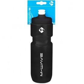 M-Wave Trinkflasche PBO 750, 750 ml, schwarz