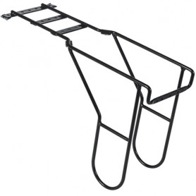 CARRIER EXTENDER Steel, matt black