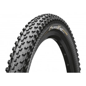 Continental 65-584 Cross King 2.6 ProTection TL-Ready black BlackChili Comp