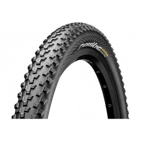 Continental 58-622 Cross King II 2.3 foldable black Performance PureGrip TL-Ready