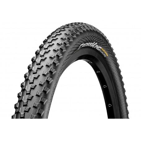Continental Cross-King II 2.3 58-622 falt Performance PureGrip Tubeless Ready schwarz